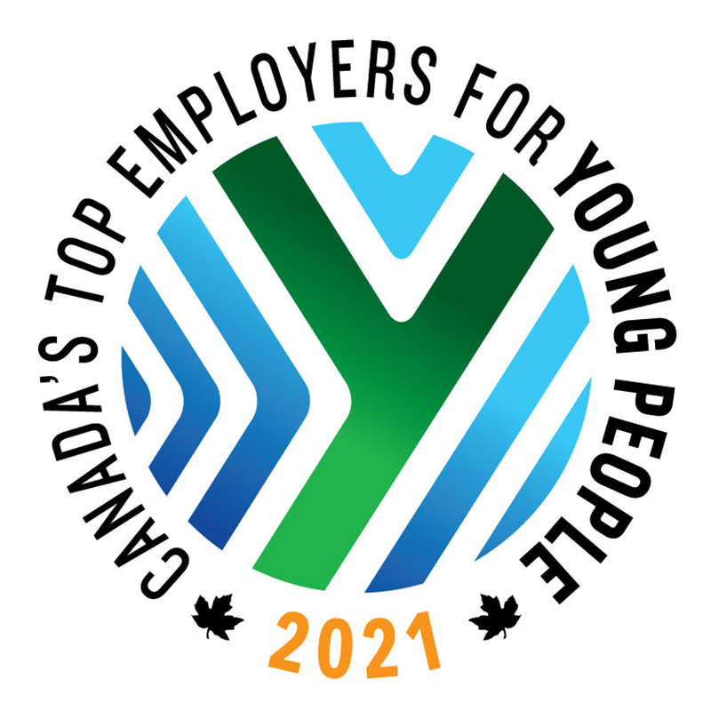 Canada's Top Employers for Young People 2020