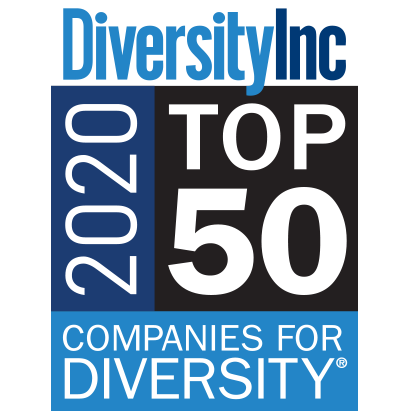 DiversityInc 2020 Top 50 Companies for Diversity