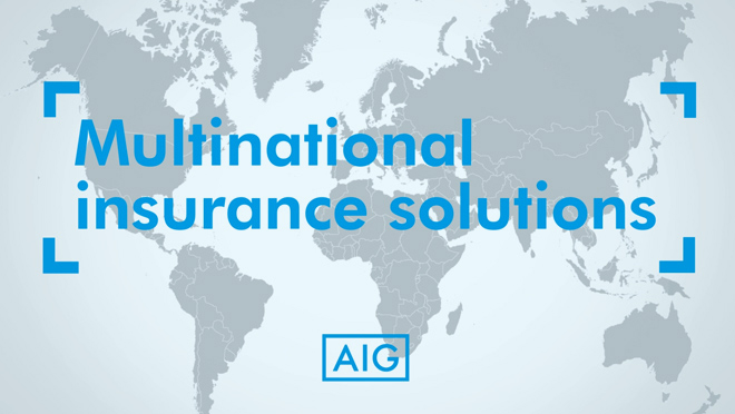 AIG Multinational Insurance Solutions